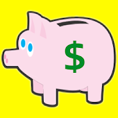Salary Tracker - Piggy Bank