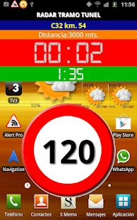 Speed Trap Alert Pro Premium- screenshot thumbnail