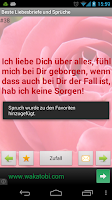 Screenshot of German Love Letters