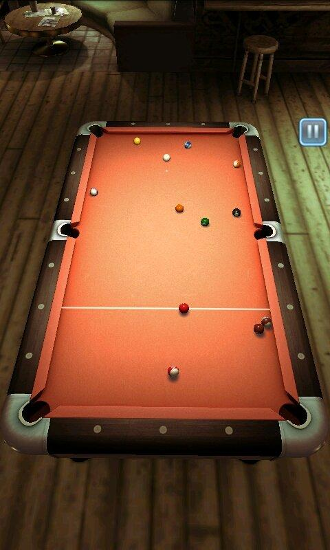 Pool Bar HD - screenshot
