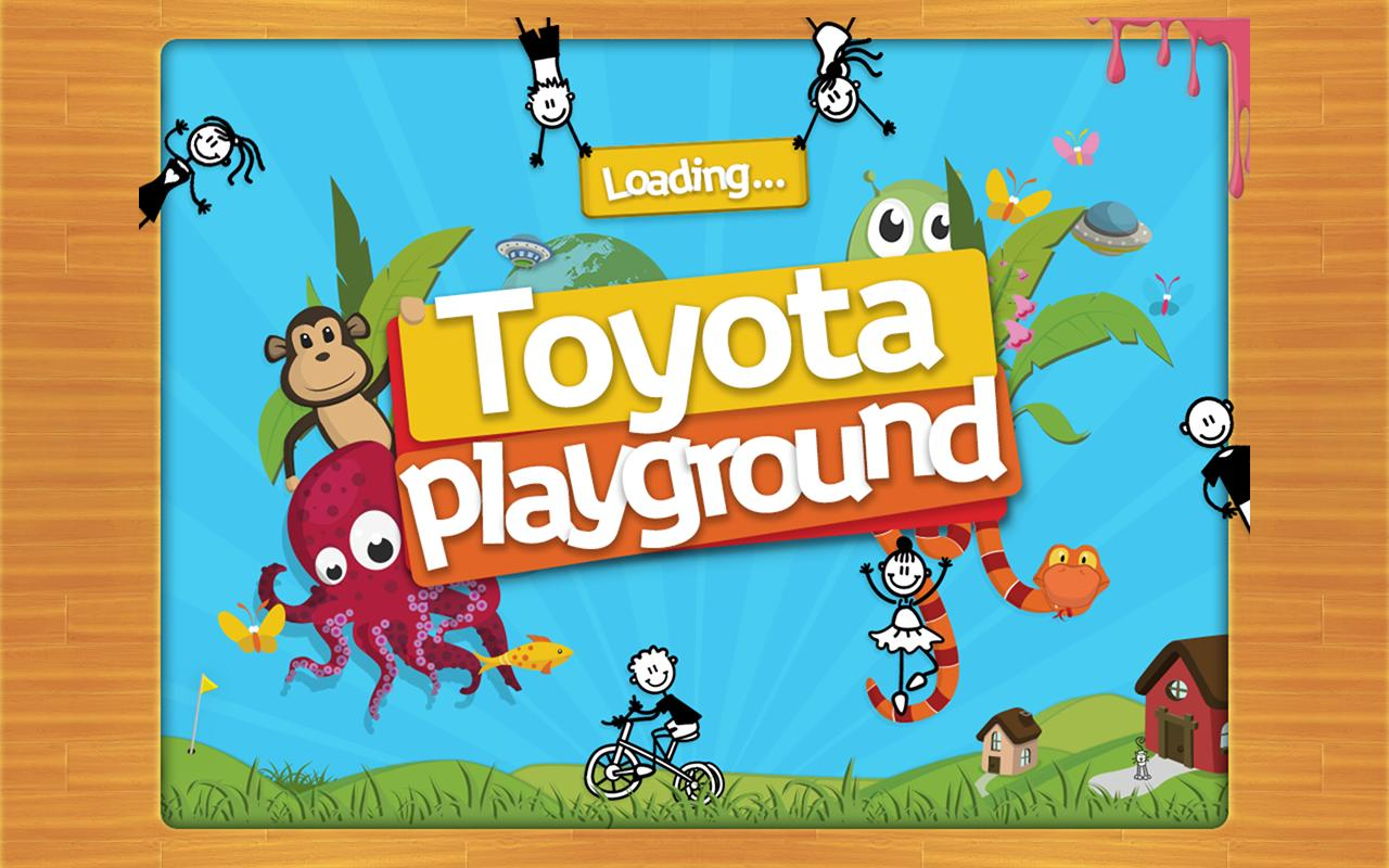 Toyota Playground - screenshot
