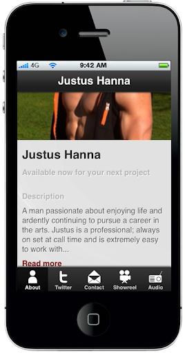 Justus Hanna