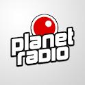 planet radio icon