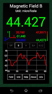 Ultimate EMF Detector Free- screenshot thumbnail