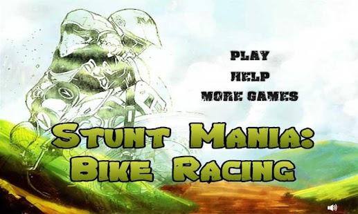 Stunt Mania:Bike Racing