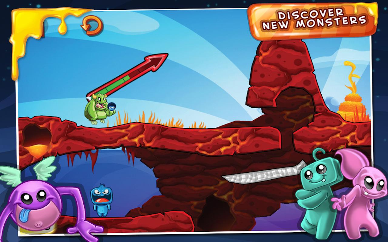 Monster Island - screenshot