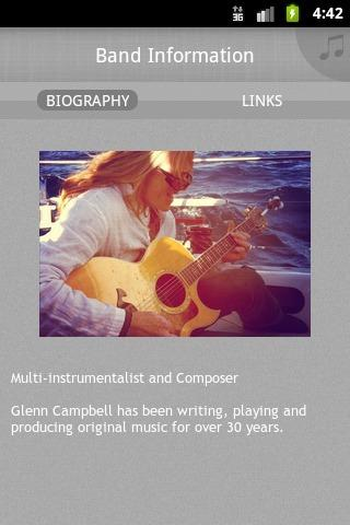 Glenn M Campbell - screenshot