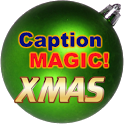 Caption Magic Xmas icon