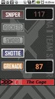 Screenshot of Reach Weapon Timer