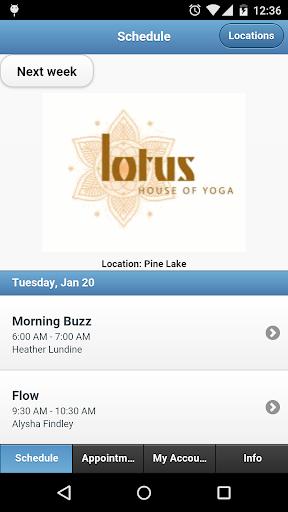 Lotus House of Yoga Lincoln
