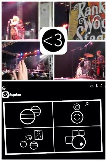 【免費媒體與影片App】Suprfan-APP點子