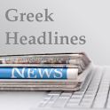 Greek Headlines icon