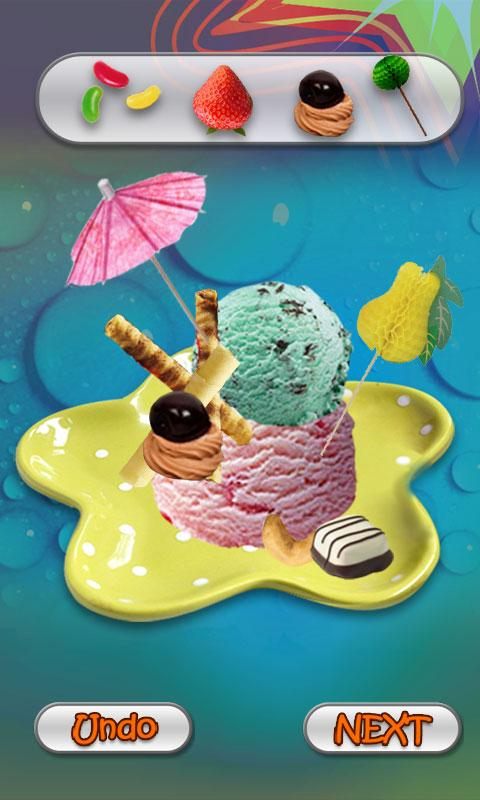 Ice Cream Maker- Cooking games - screenshot