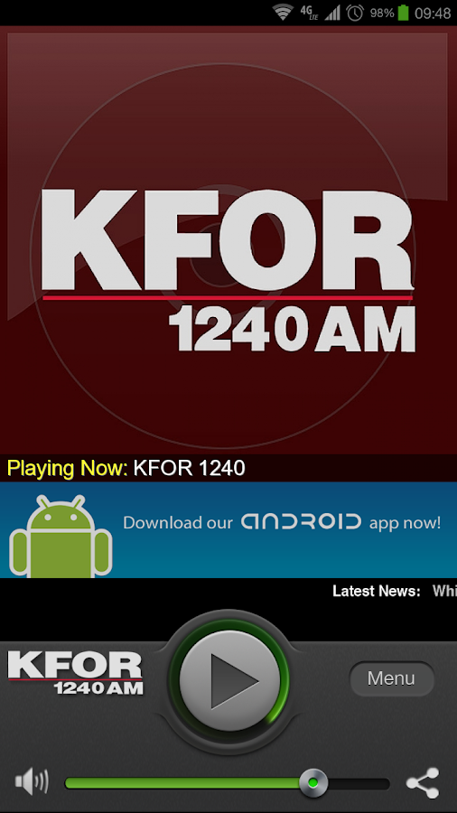 KFOR 1240 - screenshot