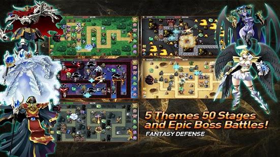 Fantasy Defense_- screenshot thumbnail
