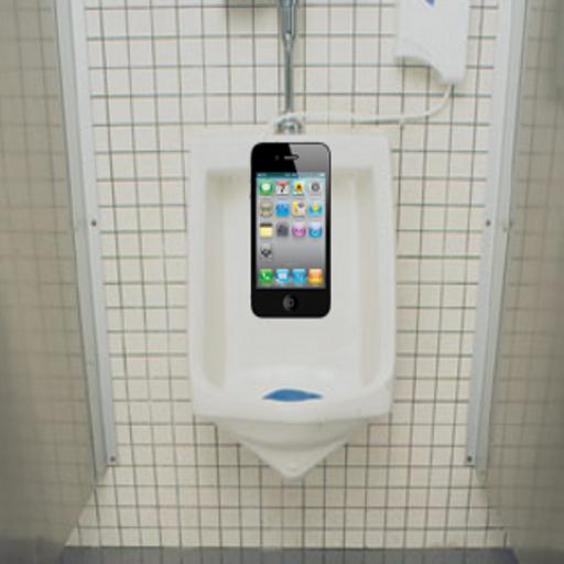 Piss on iPhones