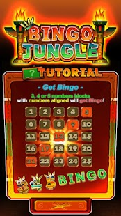Bingo Jungle - screenshot thumbnail