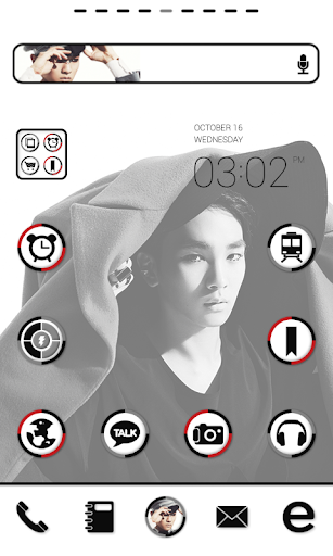 Key dodol launcher theme
