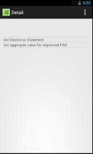 SMS Mobile Banking screenshot
