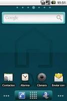 Screenshot of ADWTheme StockBlue