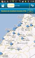 Screenshot of Etablissements Sup au Maroc