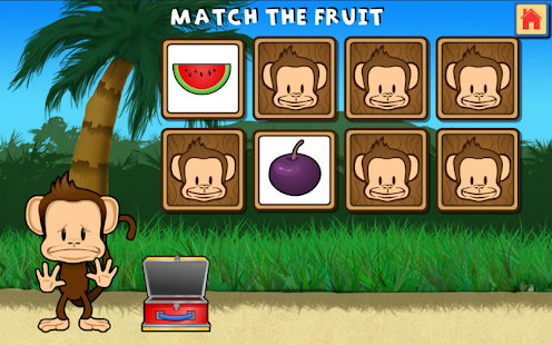 Monkey Preschool Lunchbox - screenshot thumbnail