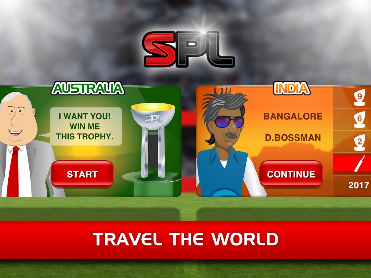 Stick Cricket Premier League - screenshot