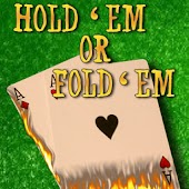 Hold Em Or Fold Em Heads UP