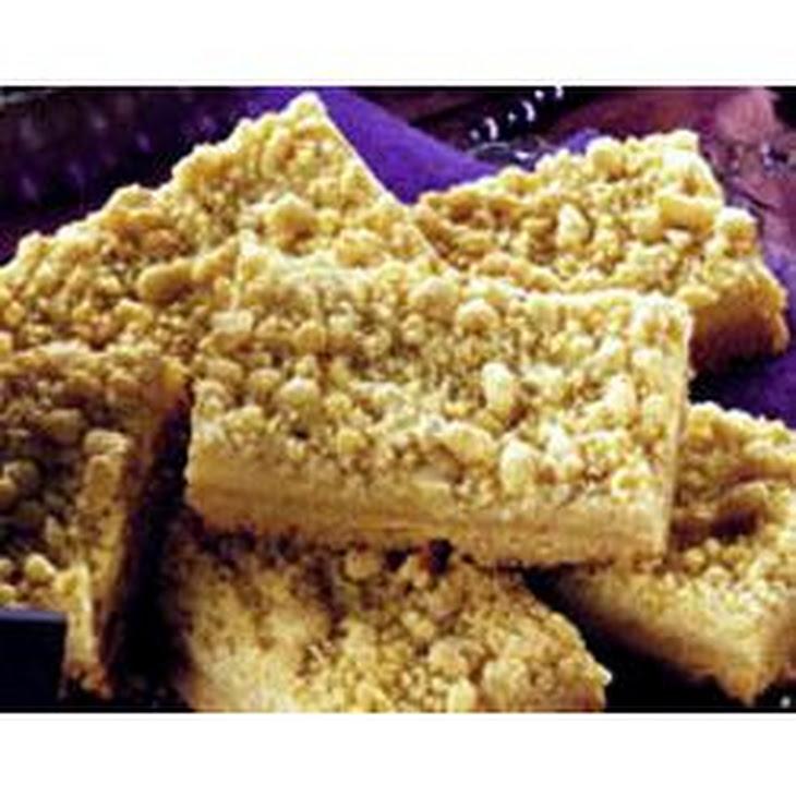 Apple Streusel Squares Recipe