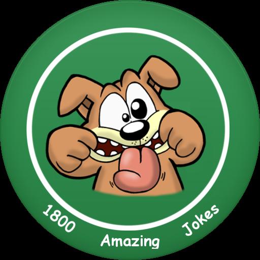 1800 Amazing Jokes 漫畫 App LOGO-APP開箱王