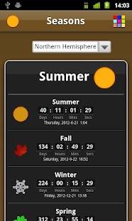 Seasons Free- screenshot thumbnail