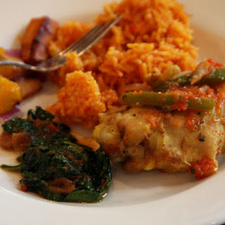 Jollof Rice Spices Recipes.