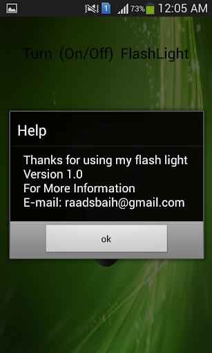 免費工具App Flash Light 阿達玩APP