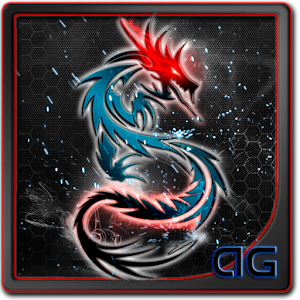 Dragon Tribal Neon Magic FX 1 4 Apk, Free Personalization