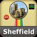 Sheffield Offline Travel Guide icon