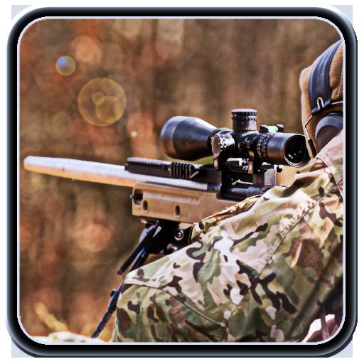 狙擊遊戲 - 殭屍射擊 LOGO-APP點子