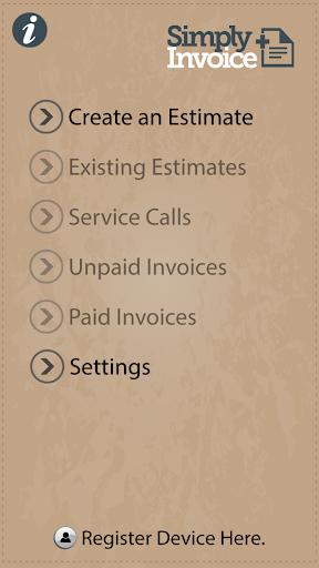 Simply Invoice
