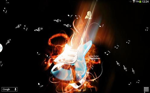 Fond D'écran hd Guitare Electrique Guitare Fond D'ecran Animé
