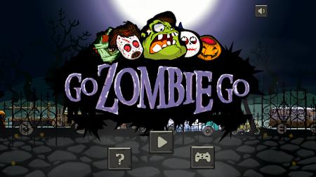 Go Zombie Go - Racing Games 1.0.8 screenshot 39667