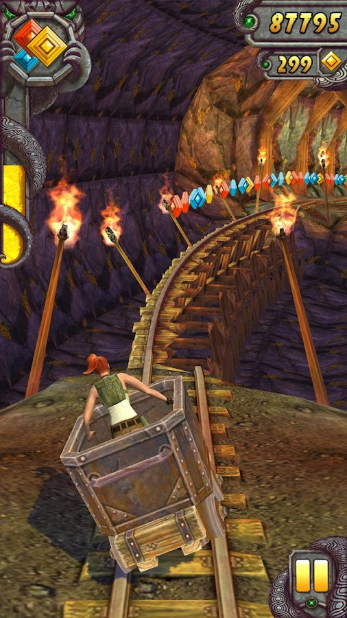 Temple Run 2 - screenshot