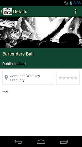 Irish Distillers Events