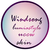 WindSong Lumia Style UCCW skin