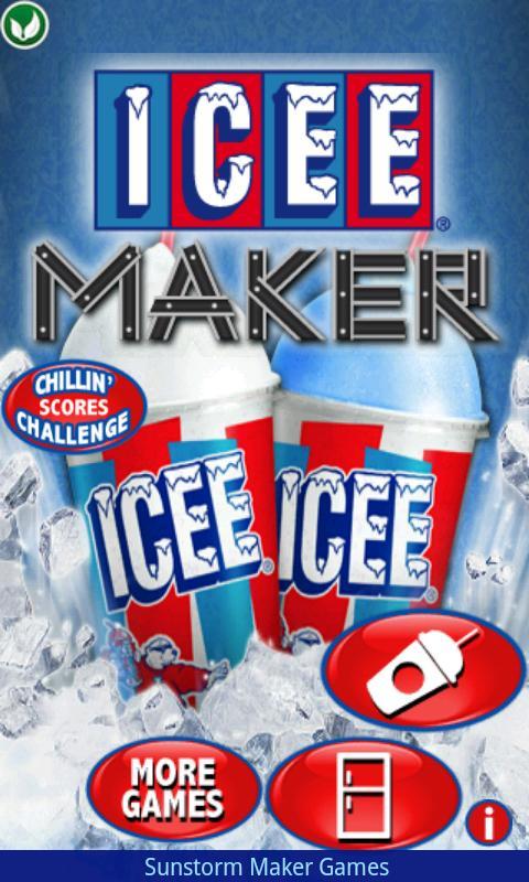 ICEE Maker - screenshot