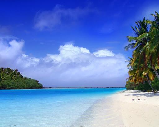 無料个人化Appのビーチの壁紙|記事Game