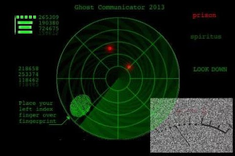 Ghost Communicator 13 Detector - screenshot thumbnail