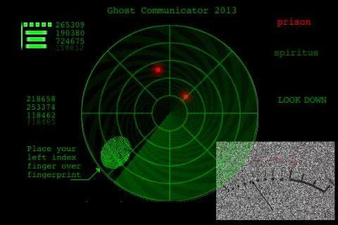 Ghost Communicator 13 Detector - screenshot