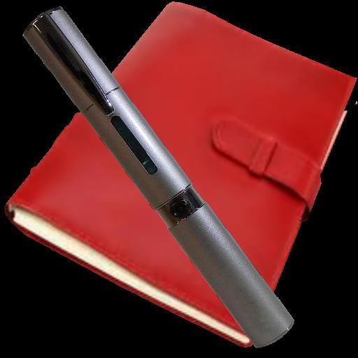 E-Cig Diary LOGO-APP點子