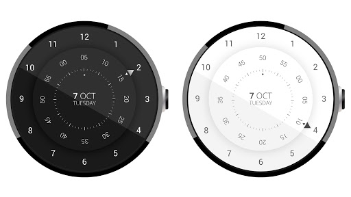 Roto 360 - Watch Face