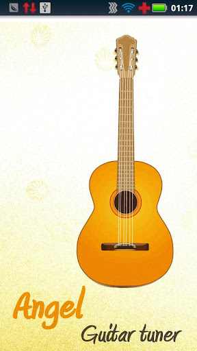 Angel 吉他调谐器