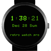 Retro Watch Pro